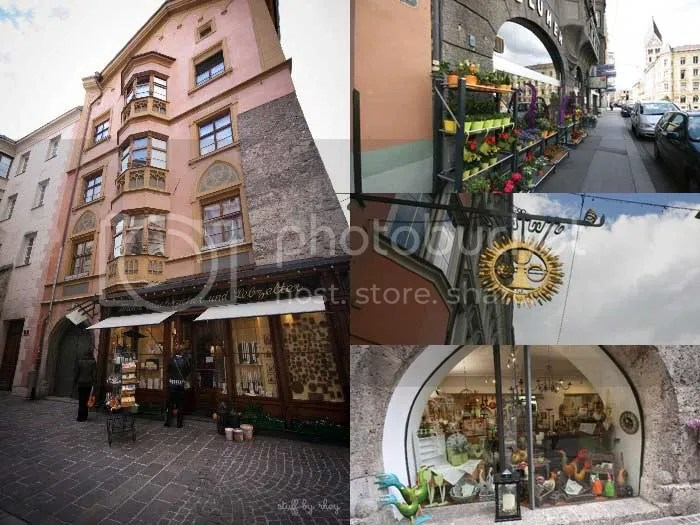 innsbruck- shopfronts