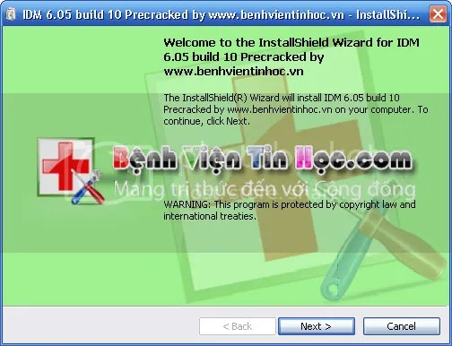 Internet Download  Manager 6.05 build 10 Final