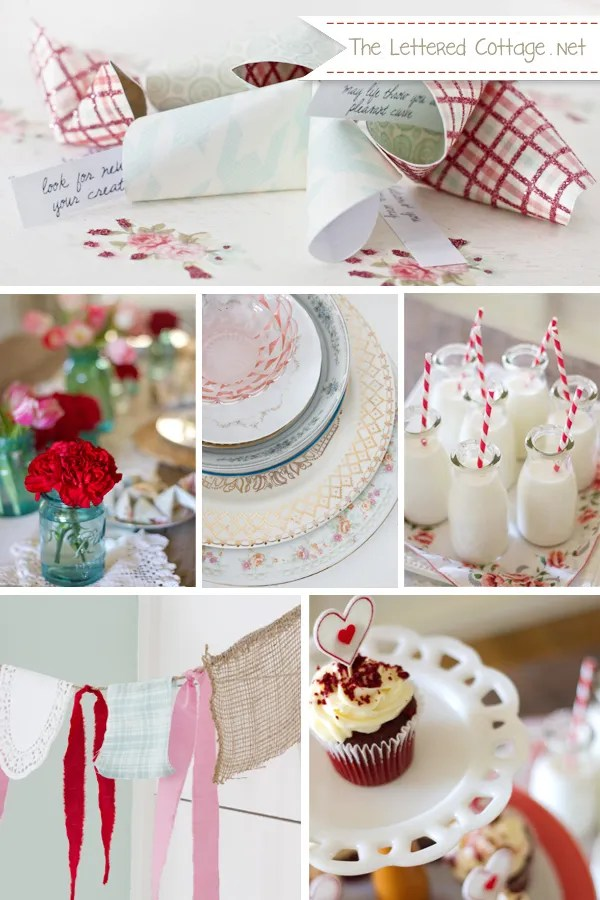 http://theletteredcottage.net/valentines-day-crafts/