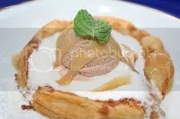 Apple Gallette from Houmas House