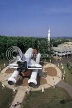 US Space and Rocket Center in Huntsville, AL
