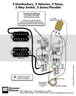 Dirty Fingers Gibson Wiring Diagram | Wiring Library