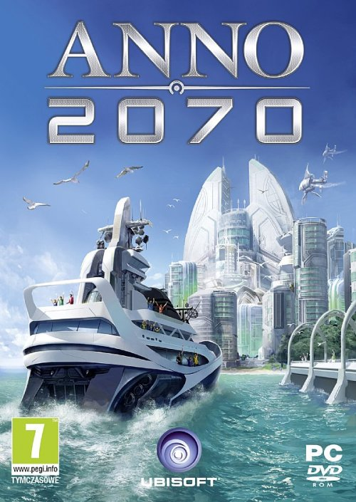 Anno 2070 + DLC (2011) RePack by RG Mechanics
