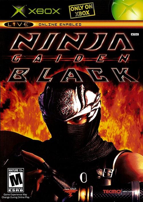Ninja Gaiden Black (2005) PAL.XBOX360-Prepatched