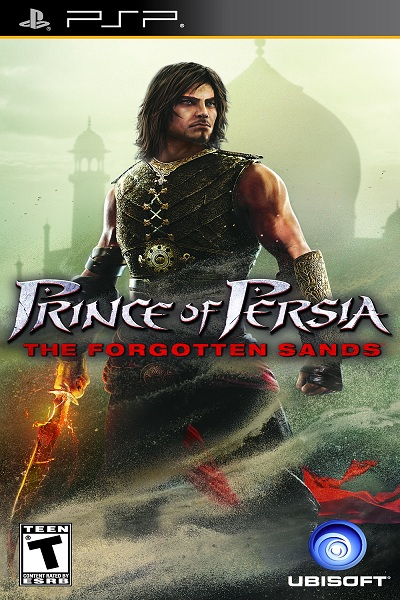 Prince of Persia: Zapomniane Piaski / Prince of Persia The Forgotten Sands (2010) EUR.PSP-GLoBAL
