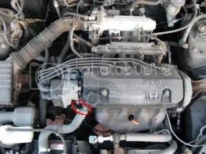 93 DX Overheating  Help  HondaTech  Honda Forum Discussion