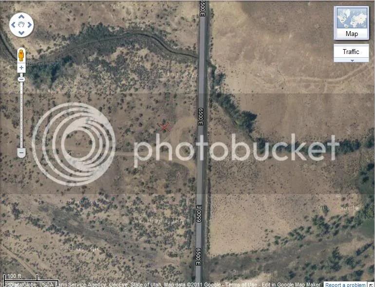 Location Skinwalker Ranch