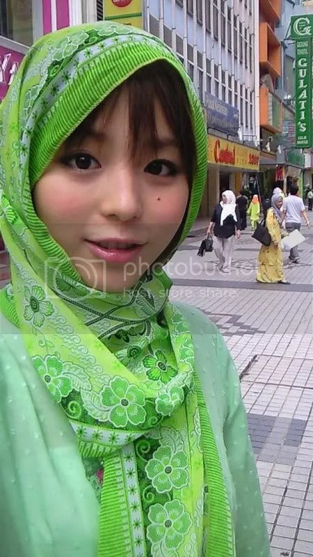 in tudung