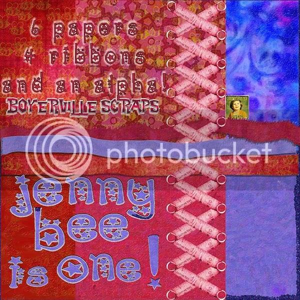 Jenny Bee Day Freebie