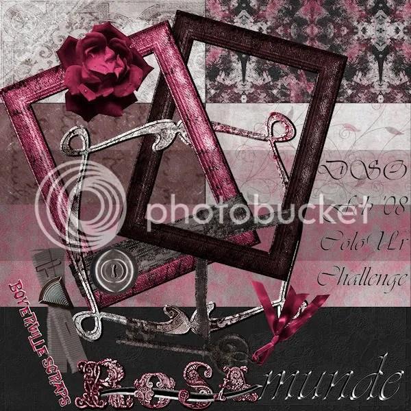 rosamunde freebie