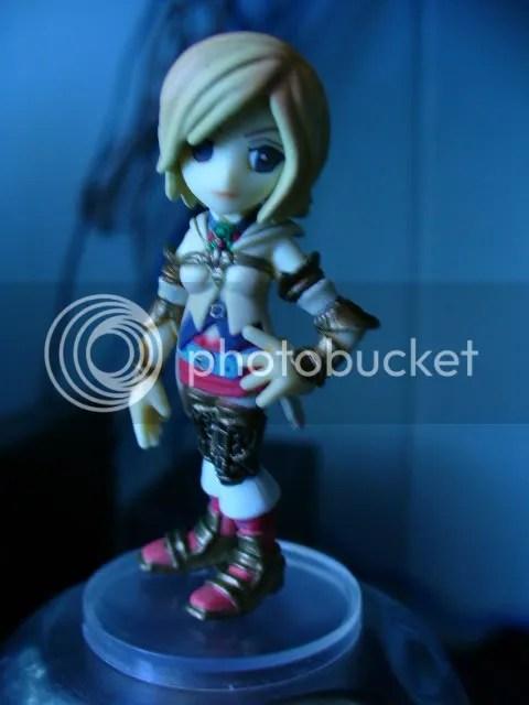 2 Basch nouveau Final Fantasy XII FF12 action figure Trading Arts Mini Vol