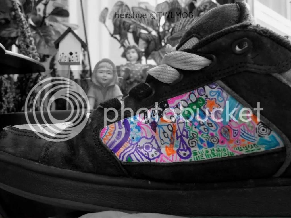 Bos shoe