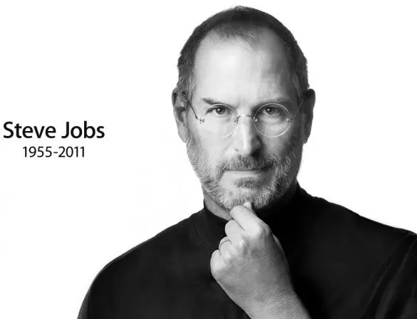 Apple co-founder Steve Jobs died on Wednesday at age 56.