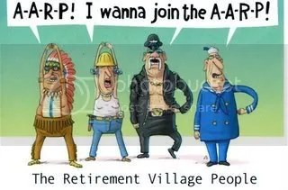 village retirement people