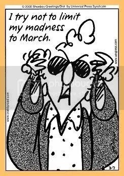 maxine march madness