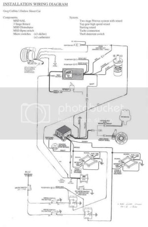 Basic race car wiring diagram?  Page 4  Yellow Bullet Forums