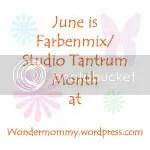 Farbenmix/Studio Tantrum Month
