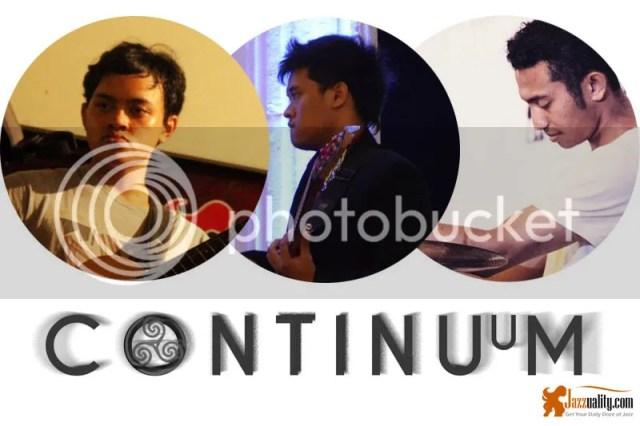 continuum, hajar as, willyam yuzaq, jazz trio, satya bayu, jazzuality