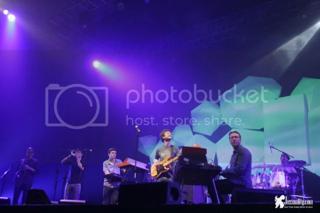 snarky puppy, michael league, java jazz festival 2015, java jazz festival 2014