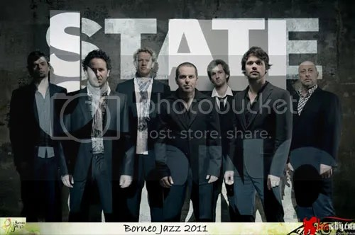 state of monc, borneo jazz 2011, miri, malaysia