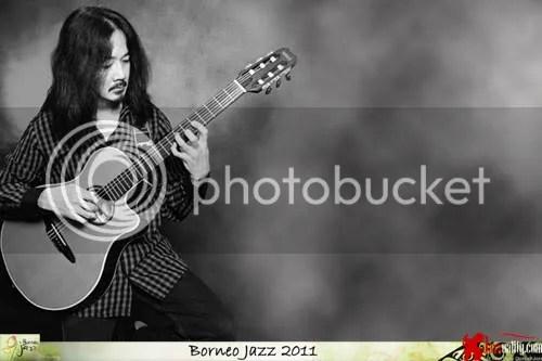 borneo jazz 2011, victor yong, miri, malaysia