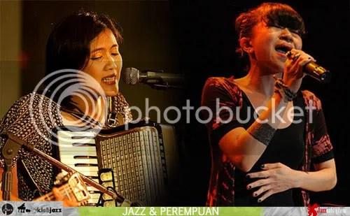 Tiwi Shakuhachi, Jemima, Jazz & Perempuan, Sunday Jazz