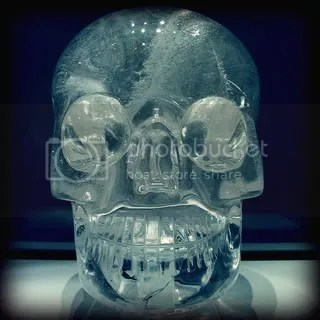 Crystal Skull by Seny Kotik