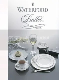 Ballet by Waterford Crystal