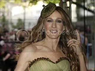 Sarah Jessica Parker as the fabulous \