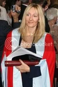 JoAnne J.K. Rowling (Novelist)