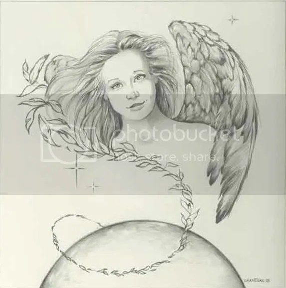 Angel-Drawing.jpg angelic woman image by eclarice