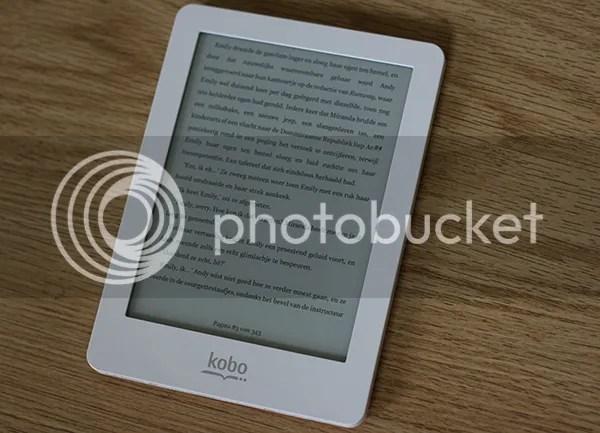 E-reader: Kobo Glo - Eerste indruk | Adorable Books