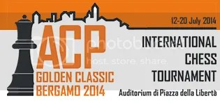 Wesley So Top Seed @ ACP Golden Classic 2014 (1/2)