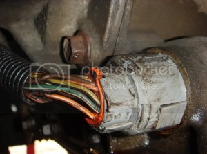 Leaking Tranny Fluid From Wiring Harness Plug What is it?!  Chevy and GMC Duramax Diesel Forum