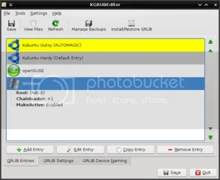 kgrubeditor en kubuntu 8.04