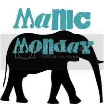 Manic Monday Button