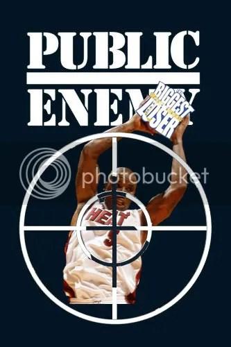 Yup. Q-Rich is still Public Enemy #1.