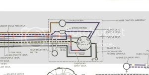 1975 Johnson Lost Key Need wiring diagram