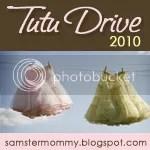 Samster Mommy Tutu Drive