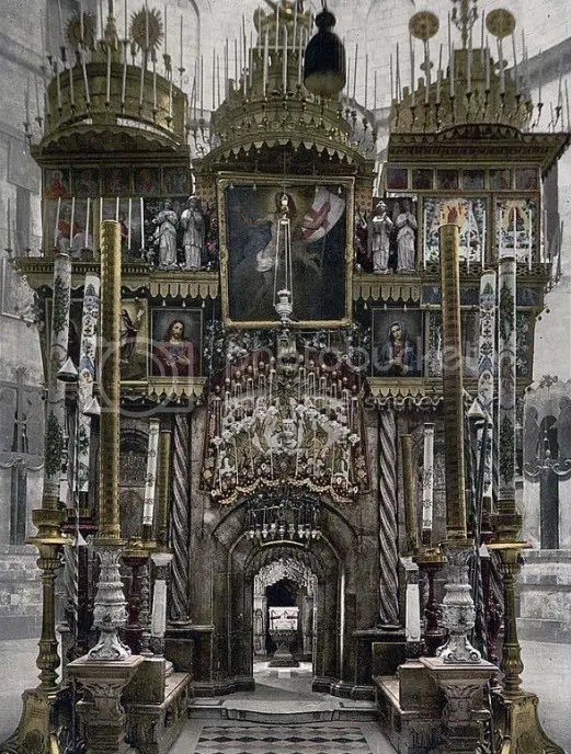 HolySepulchreJerusalemHolyLand-1-1.jpg picture by kjk76_00