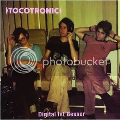 Digital ist besser 1995, Front-Cover