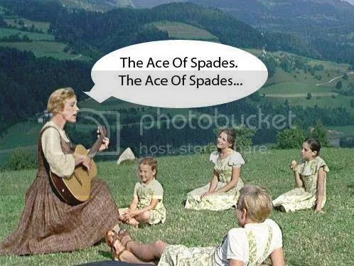 EMP, The Ace of Spades, 30. Augusst 2012