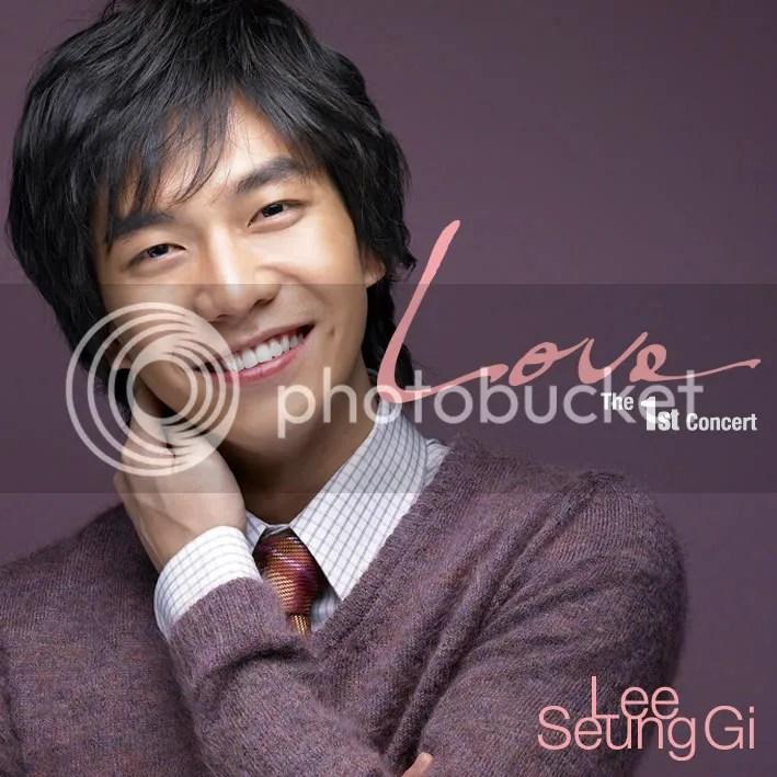 이승기: Love- The 1st Concert
