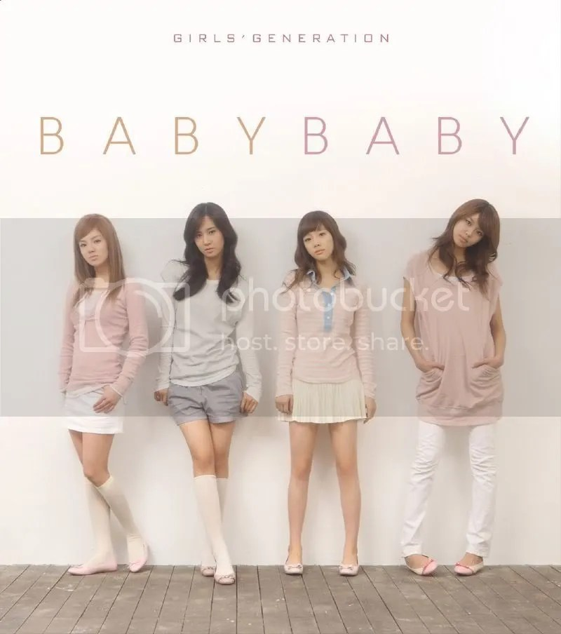 SNSD- Baby Baby (Repackage)