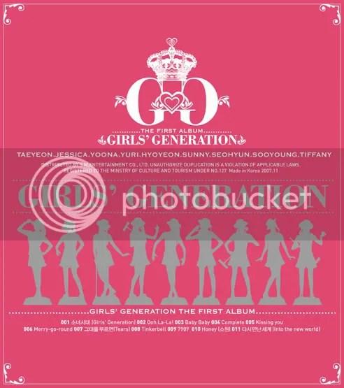 SNSD - Girls' Generation