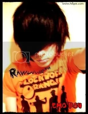 emo boys graphics and comments