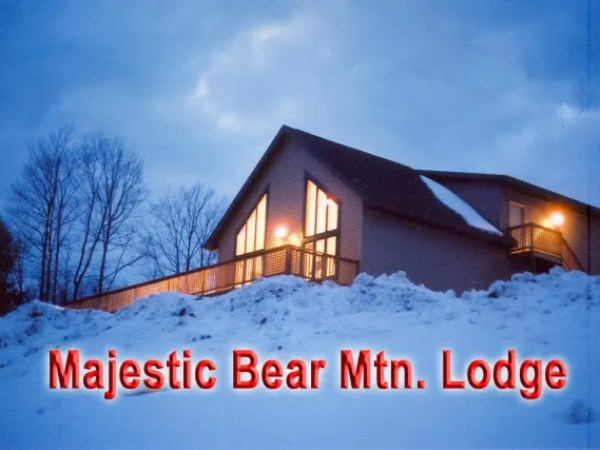 Russian Boar Hunting Lodge