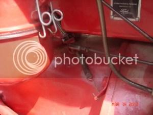 1949 Ford 8n throttle problems  Ford 9N, 2N, 8N Forum  Yesterday's Tractors