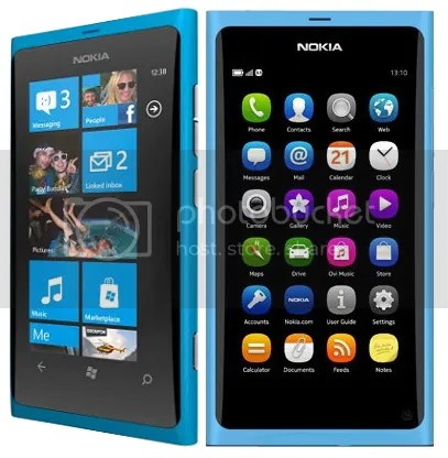 Nokia Lumina 800