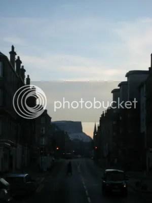 Edinburgh - Salisbury Crags